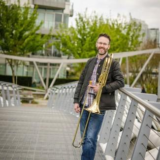 Nick Sullivan Bass Trombone