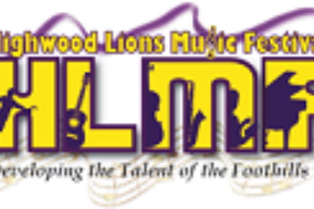 Highwood Lions Music Festival
